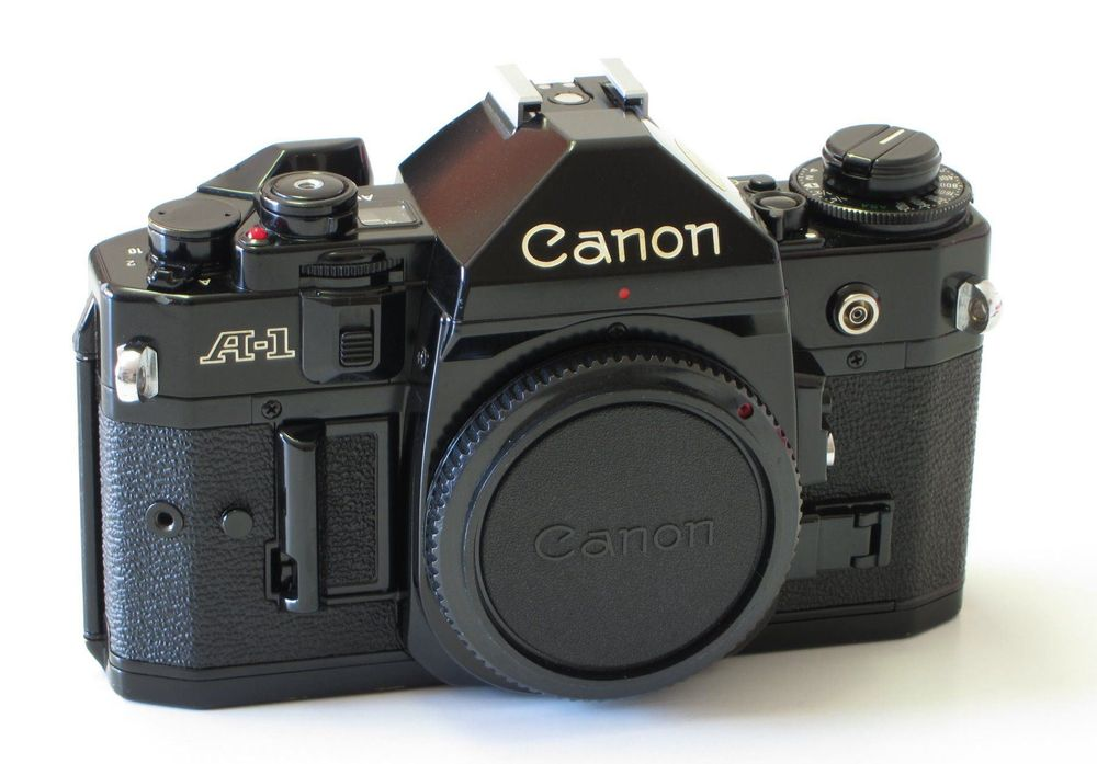 canon a1 how to use