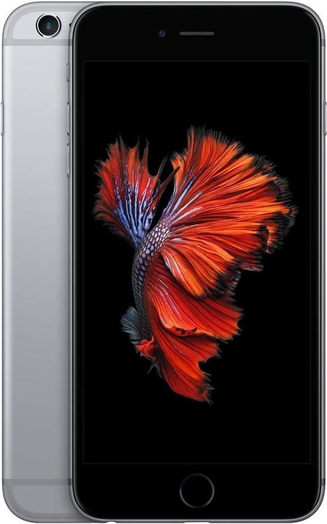 Apple iPhone 6S Plus 128GB Grau