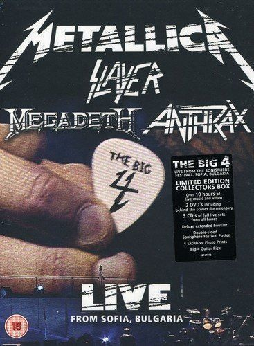 The Big Four Live (Collectors Edition)