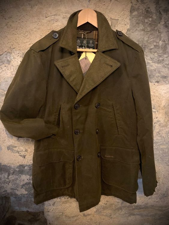 Barbour Wax Jacket Special Edition