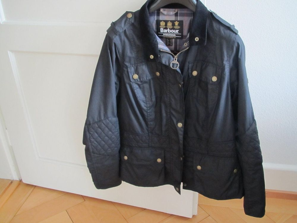 Barbour Jacke Original Gr. 40