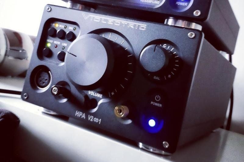 Violectric HPA V281 inkl.Coax Hi-Res DAC