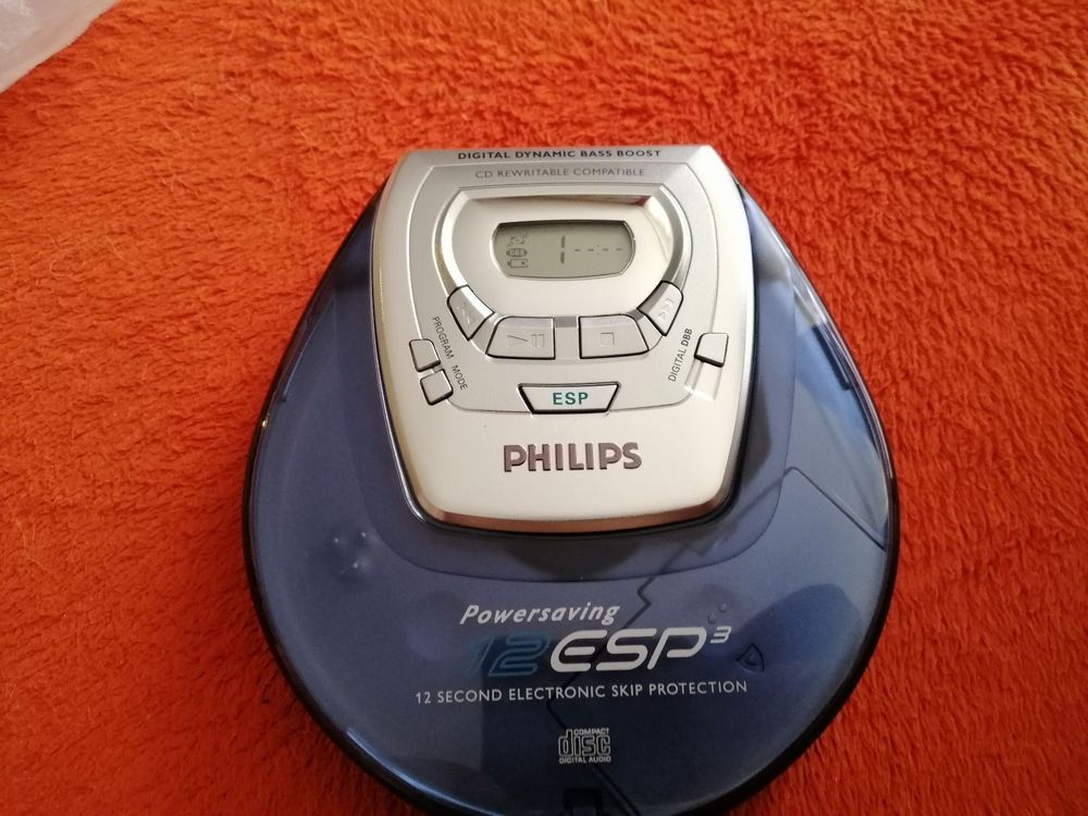 Philips cd player