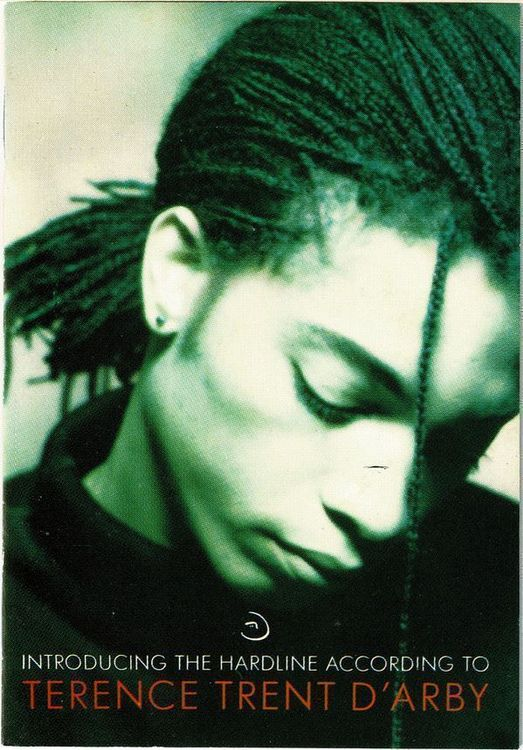 TERENCE TRENT D Arby  Minidisc