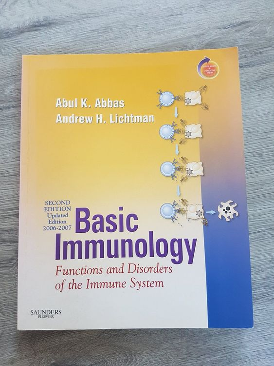 Basic Immunology Second Edition