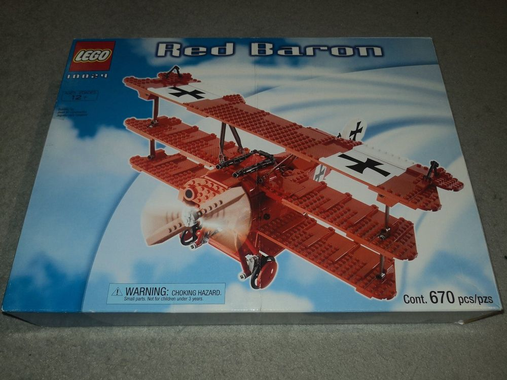 RED BARON - Nr. 10024 - Top Zustand!