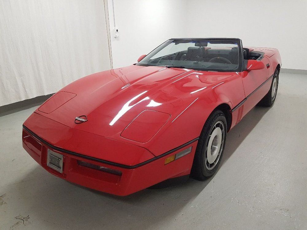 Chevolet Corvette 5.7 Convertible C4