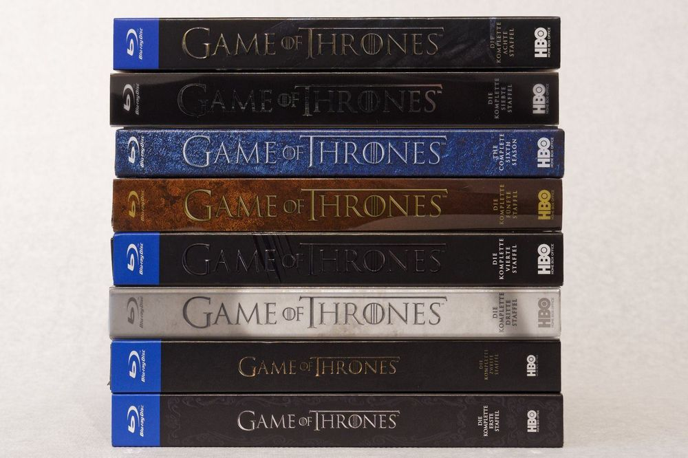 The Game Of Thrones Staffel 1