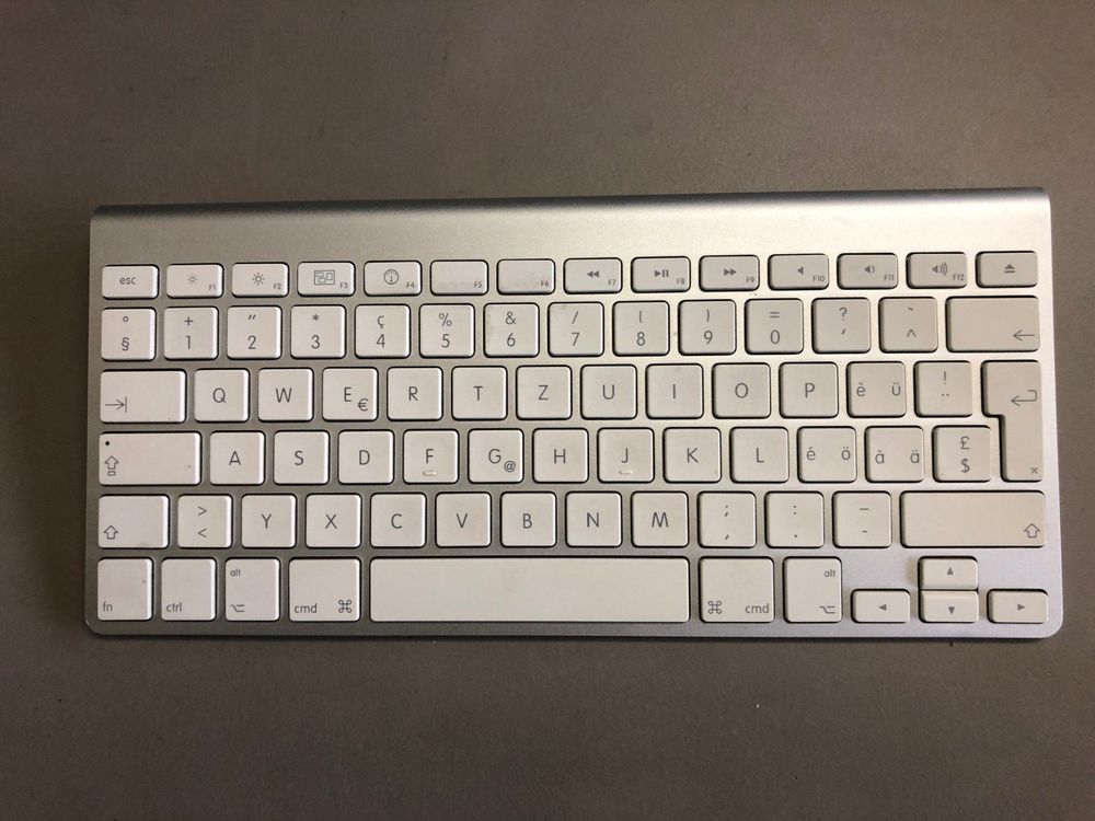 Apple Wireless Keyboard A1255 Kaufen Auf Ricardo