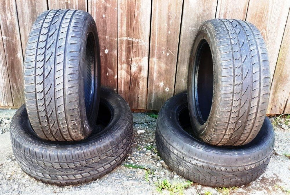 4x Conti 255/55R18V Sommer 1