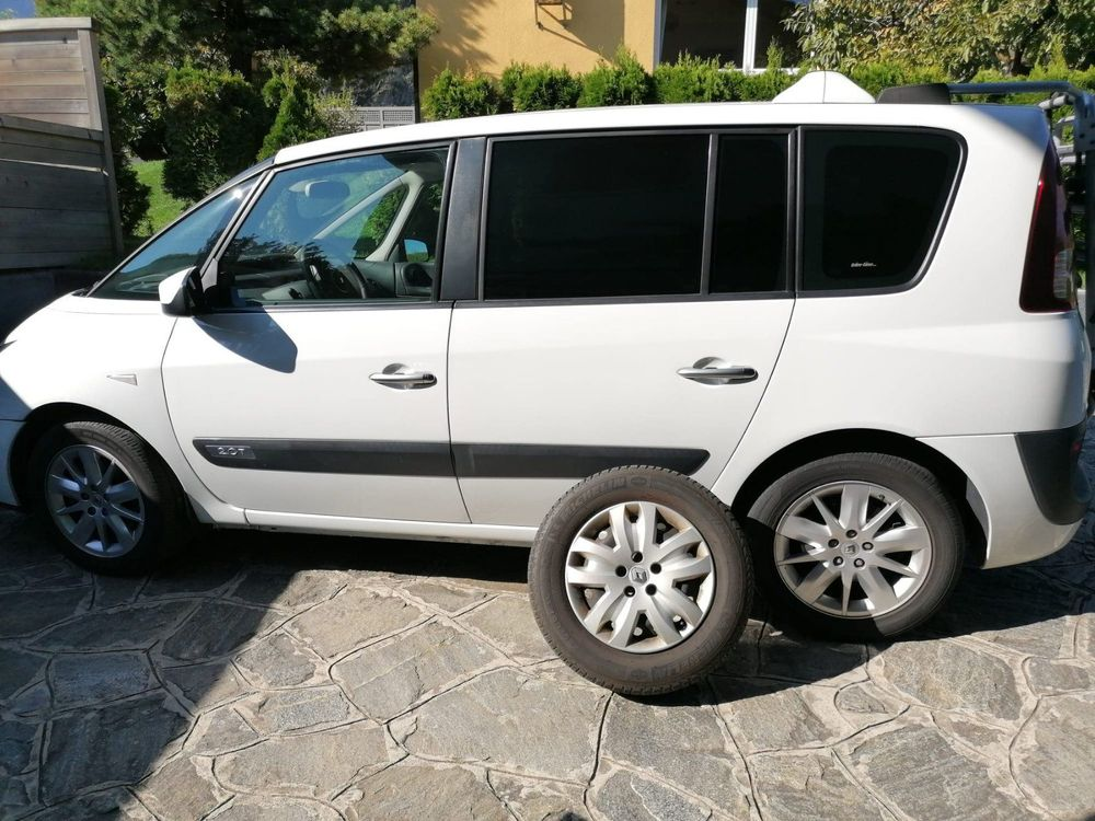 Renault Espace 2.0 T Swiss Edition