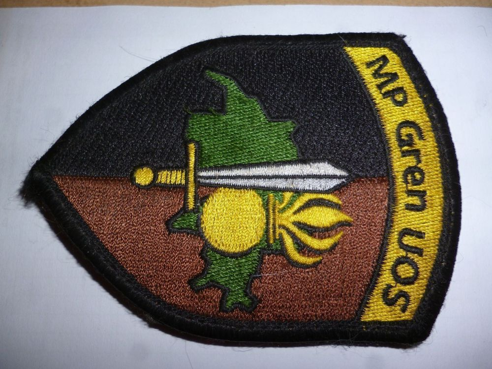 Patch MP Gren UOS 1