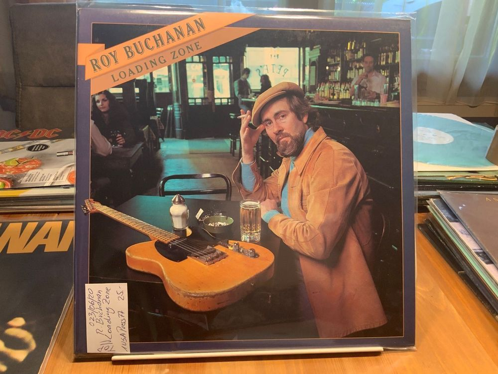 ROY BUCHANAN ALBUM