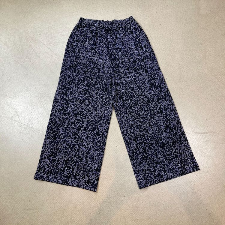 Culottes Hose Muster Gr. 36/38