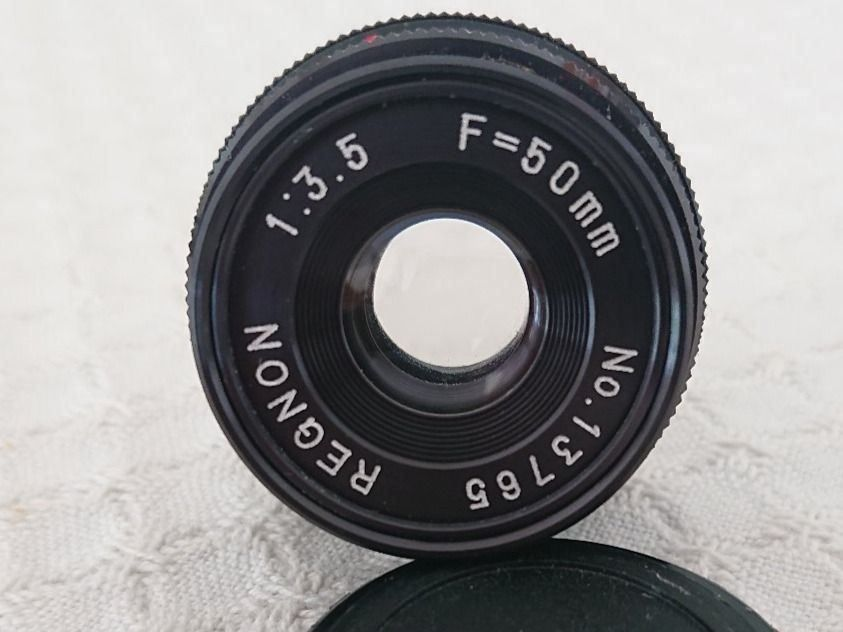 Regnon 50mm 1:3.5 - Made in Japan 1