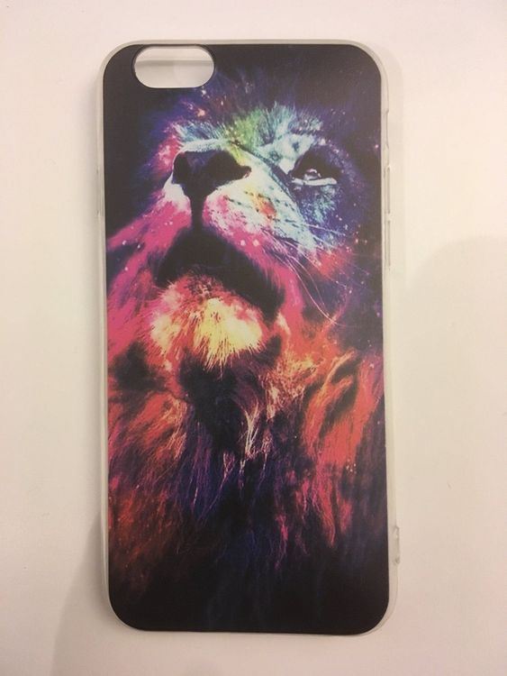 """iPhone 6/6s Cover """"Löwe"""" 1"""