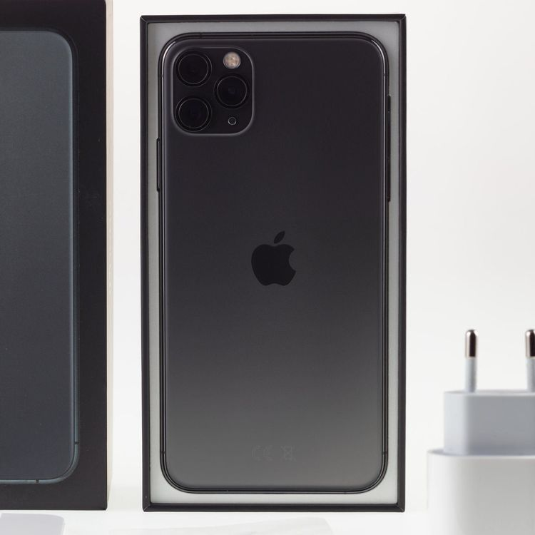 IPHONE 11 PRO MAX SPACE GRAU 256 GB