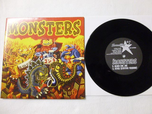 "The Monsters 7"" i still love her"