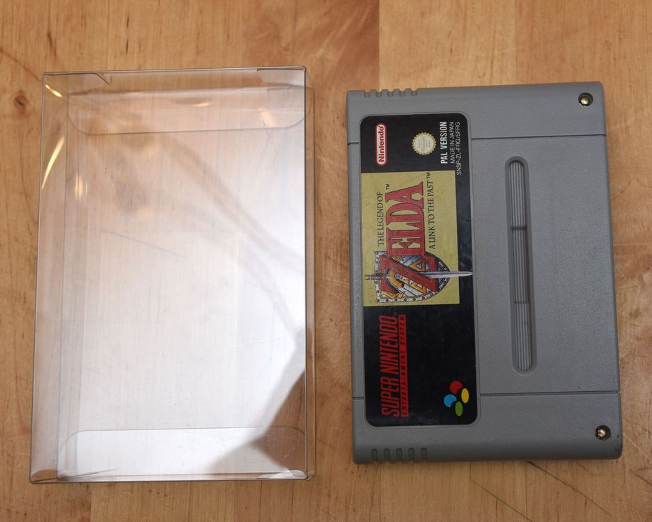 ZELDA A Link to the Past SNES 1