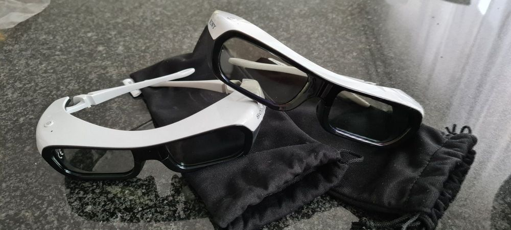 Sony 3D Brille 1
