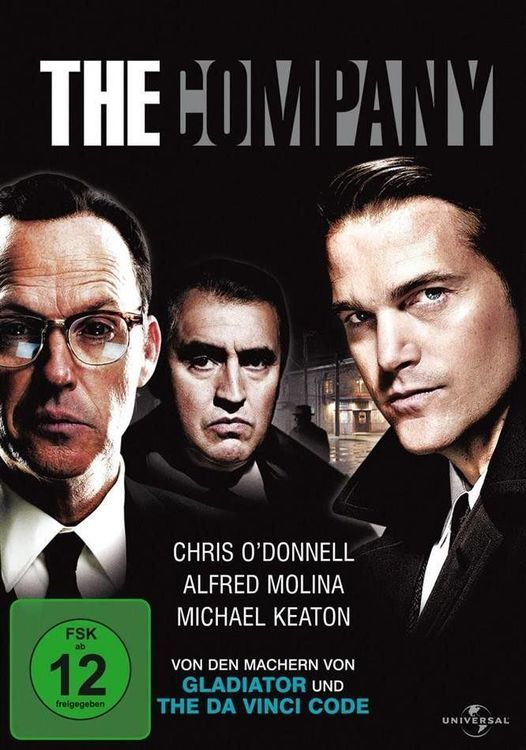 The Company (3 DVDs) 1