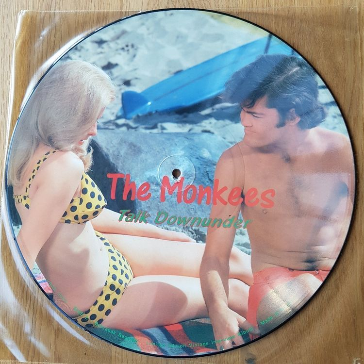 The Monkees Picture Disc 1