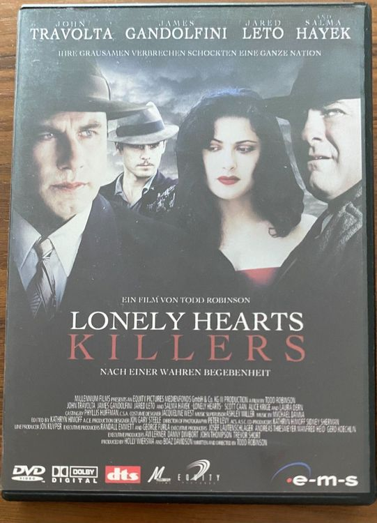 DVD Film - Lonely Heart Killers 1
