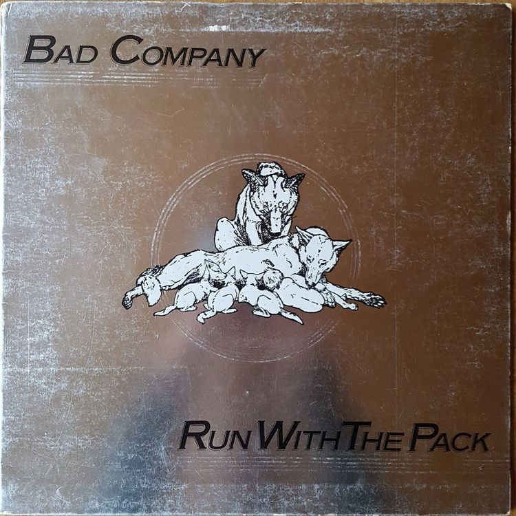 Bad Company - Run With The Pack 1
