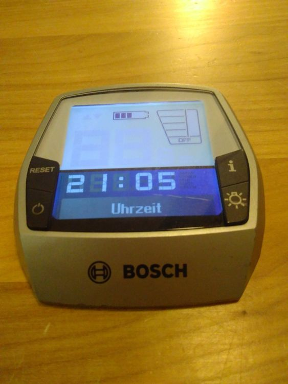 Bosch EBike Display