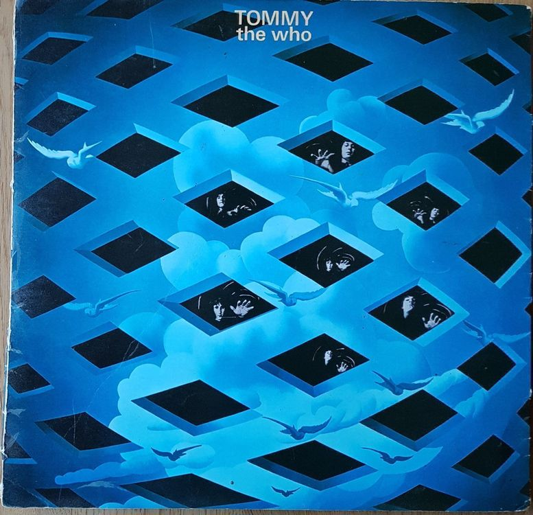 The Who - Tommy (2 LP) 1