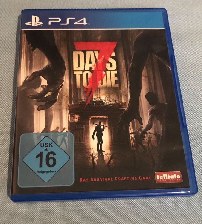 7 Days to Die PS4 1