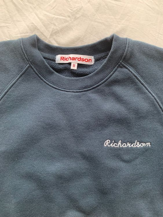 Richardson magazine - Sweatshirt Navy
