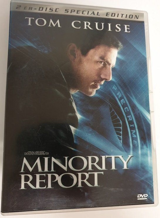 Minority Report (2 DVD, Special Edition) 1