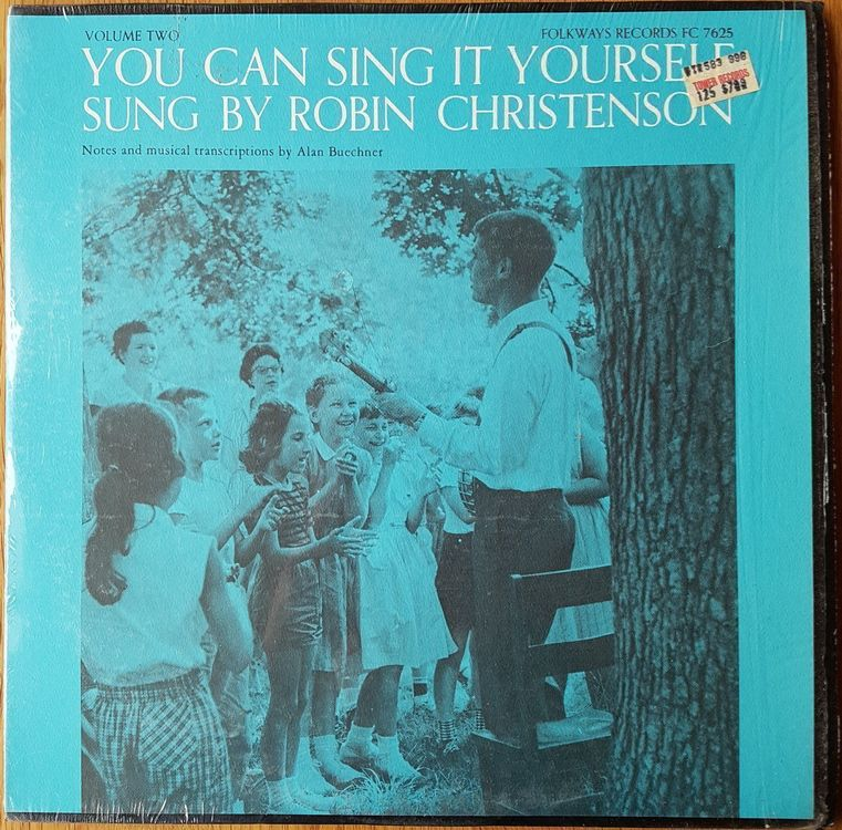 Robin Christenson - You can sing it 1