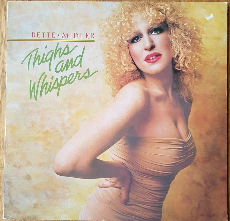 Bette Midler - Thights and whispers 1