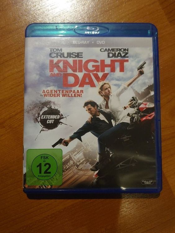 Knight and Day (Blue-Ray & DVD) 1