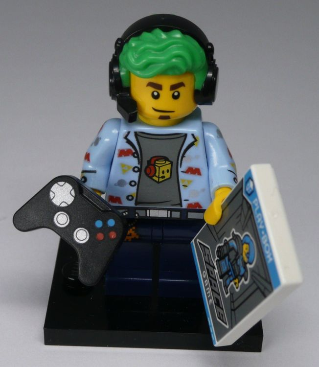LEGO Minifigures - Video Game Champ 1