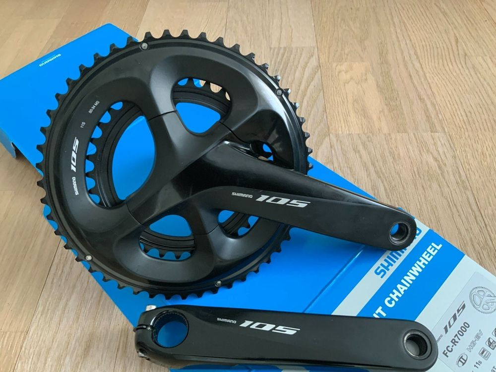 Shimano 105 Kurbelgarnitur 175mm