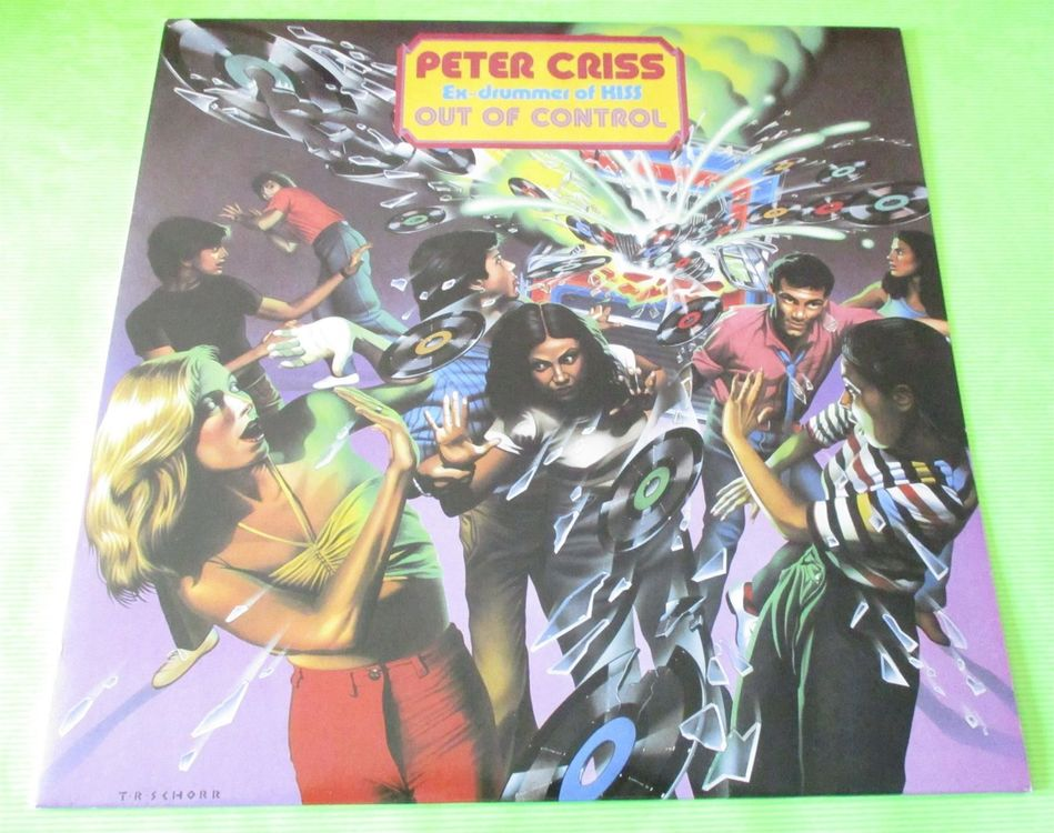 Peter Criss – Out Of Control 1