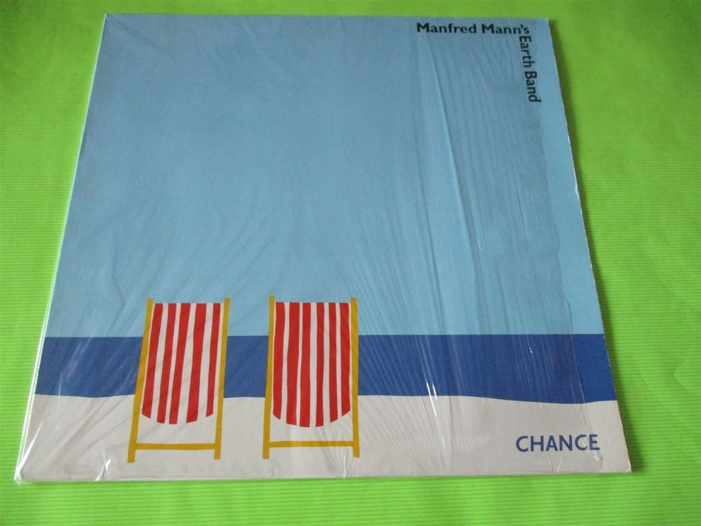 Manfred Mann's Earth Band – Chance 1