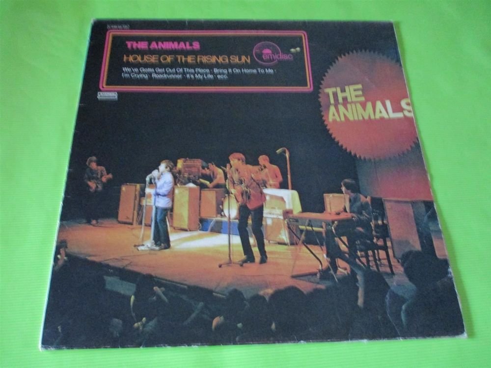 The Animals – House Of The Rising Sun 1