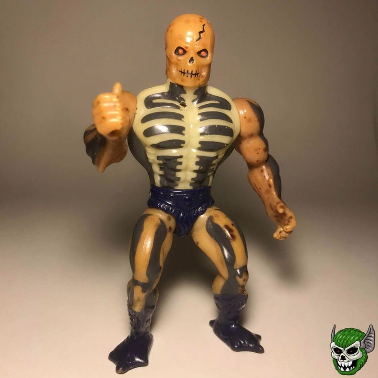 Scare Glow -Masters - He-Man - Vintage 1