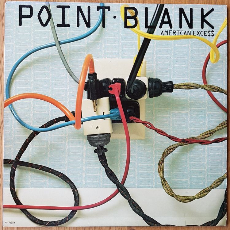 Point Blank - American Excess 1
