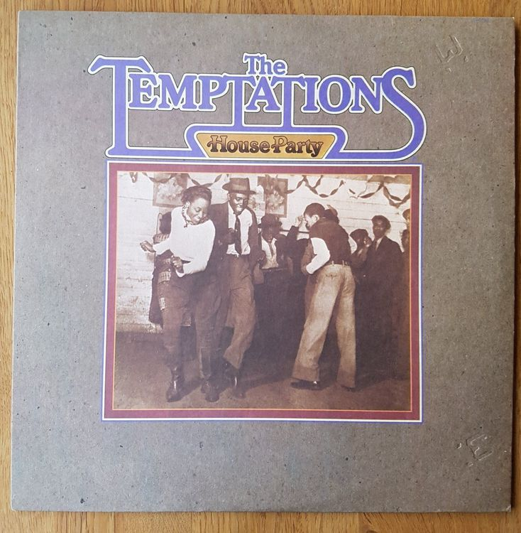The Temptations - House Party 1