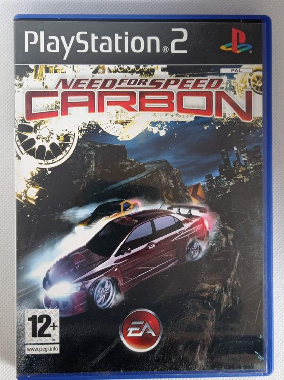 PS2 - Need for Speed Carbon 1