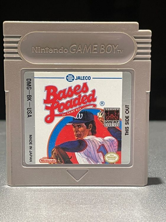 Gameboy Classic Spiel Bases Loaded 1