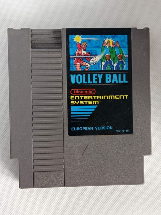 NES - Volley Ball 1