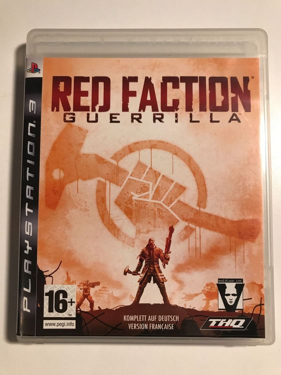 Red Faction - Guerrilla 1