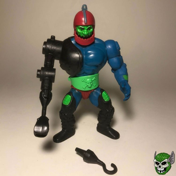 Trap Jaw - Masters - He-Man - Vintage 1