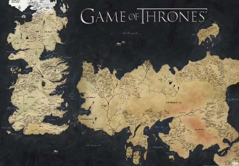 Game of Thrones Poster 135x95(auch Post) 1